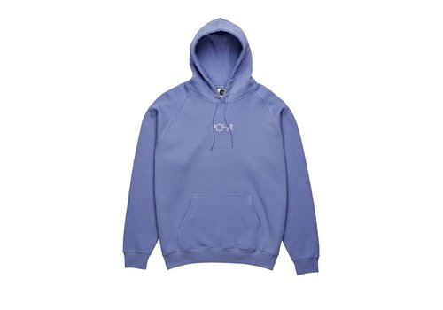 Polar Polar Default Hoodie Baja Blue