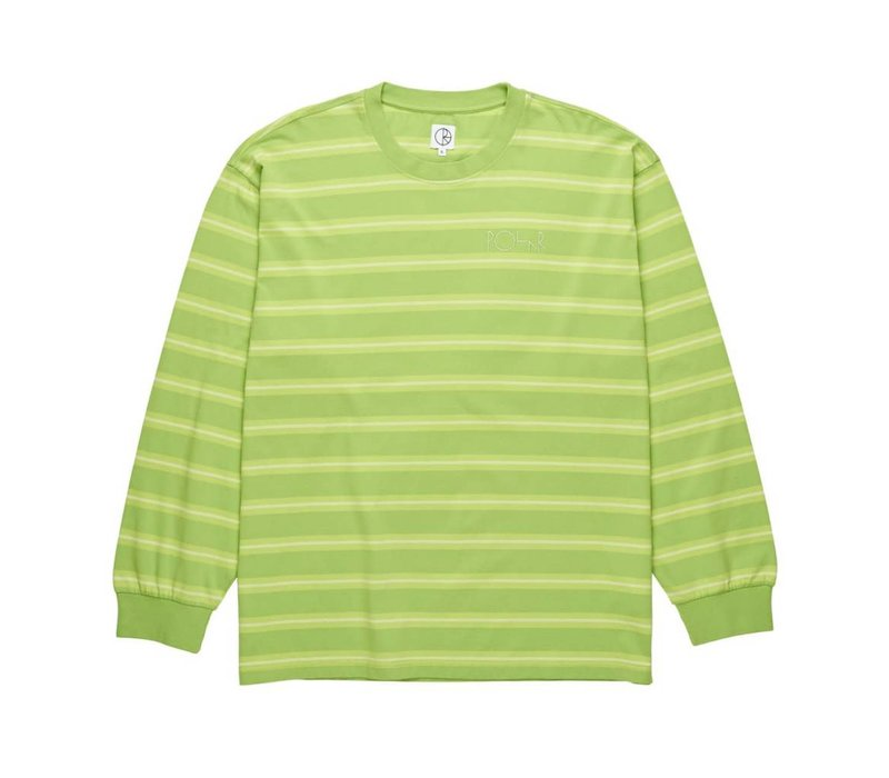 Polar '91 Longsleeve Apple Green