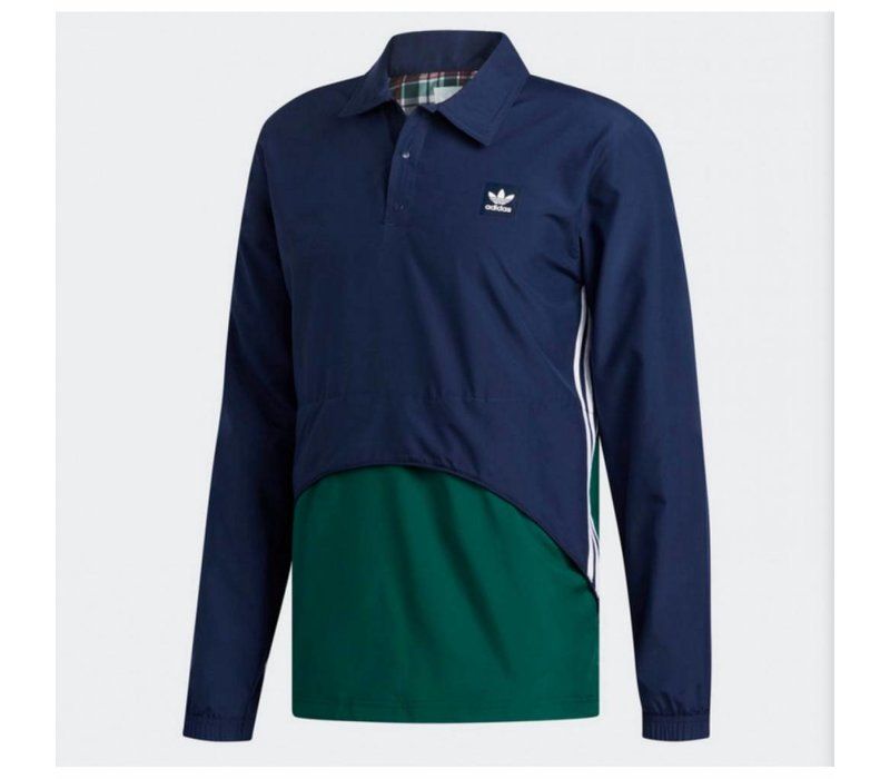 Adidas Pullover Coach Jacket