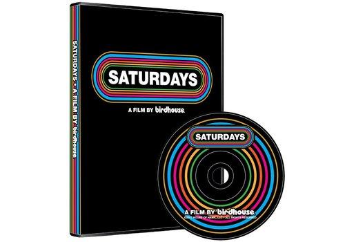 """Birdhouse Birdhouse """" Saturdays"""" DVD"""