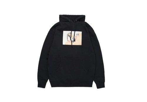 Fucking Awesome FA Septum Hood Black