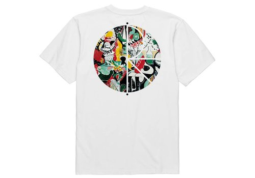 Polar Polar Ego Loss Fill Logo Tee White