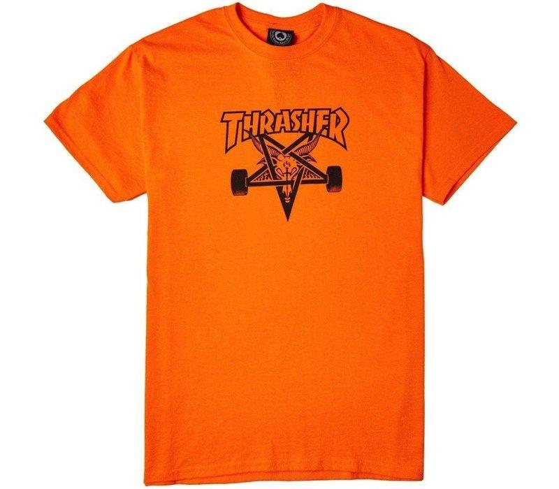 Thrasher Skate Goat Tee Orange