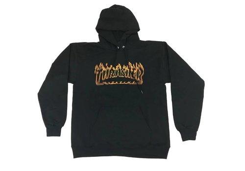 Thrasher Thrasher Richter Hood Black