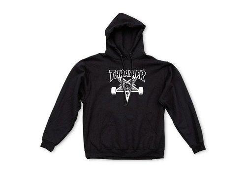 Thrasher Thrasher Skate Goat Hood Black