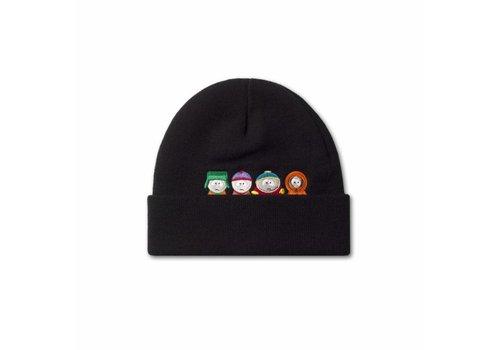 HUF Huf x South Park Beanie Kids Black