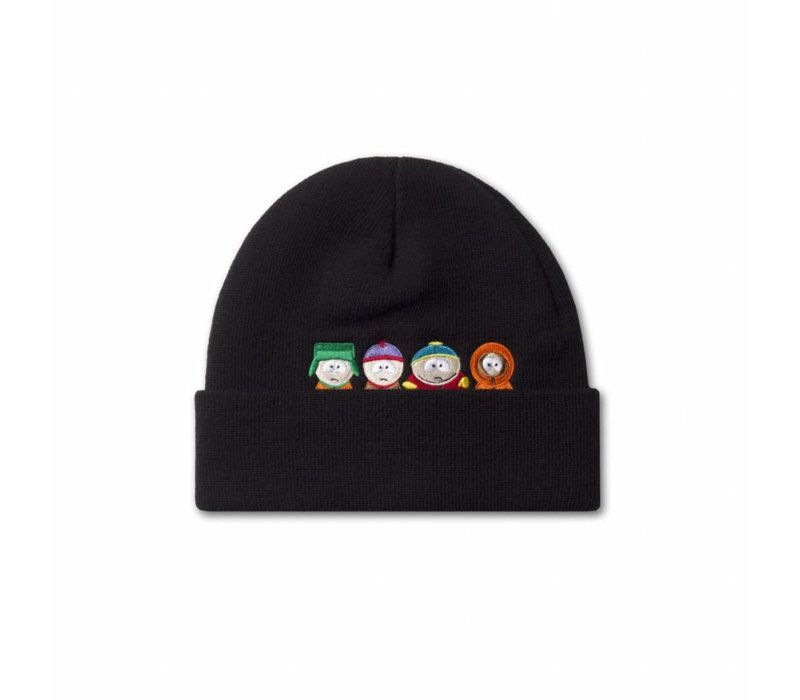 Huf x South Park Beanie Kids Black