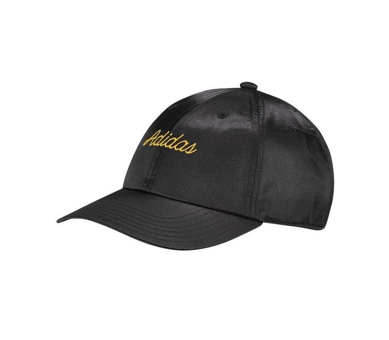 Adidas Stitch Dad Hat Black