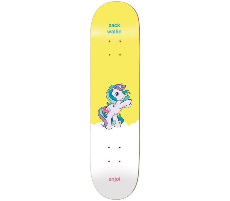 Enjoi My Litte Pony Zach Wallin 8.0