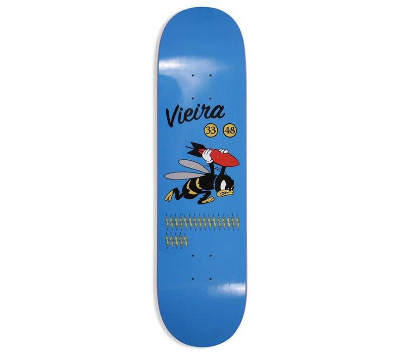 Pizza - Jesse Vieira WW3 Deck 8.375
