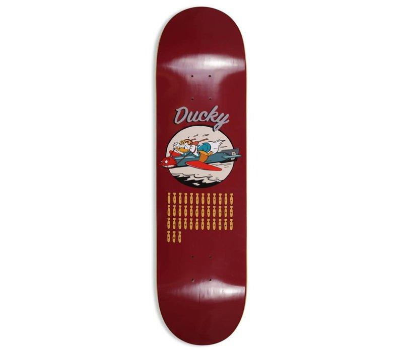 Pizza - Ducky WW3 Deck 8.4