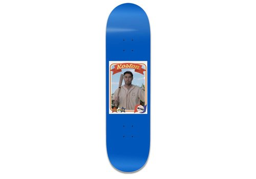 WKND WKND - Eric Koston Collectors Card 8.38