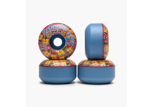 Spitfire Spitfire Wheels - F4 Gonz x Reynolds Blue 53mm