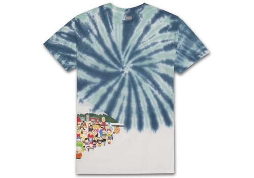 HUF Huf X South Park Opening Tee Blue