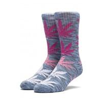 Huf Melange Plantlife Crew Socks Pink