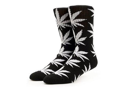 HUF Huf Plantlife Crew Socks Black/White