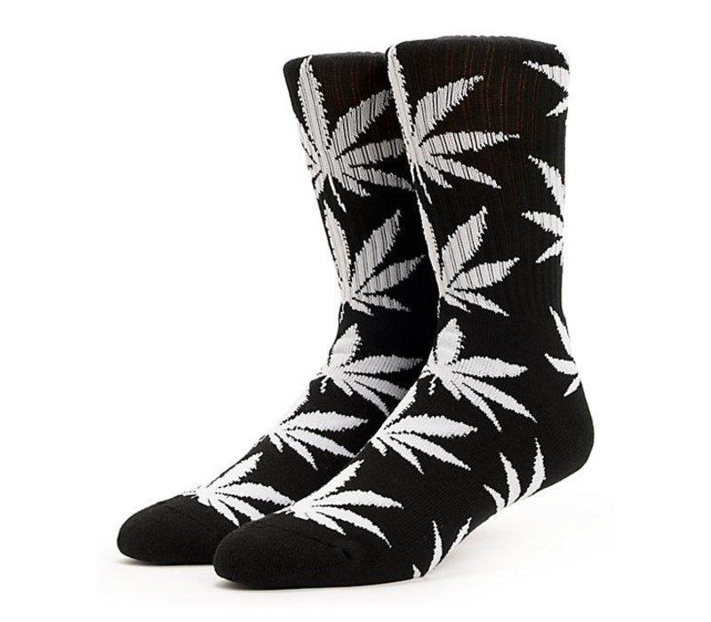 Huf Plantlife Crew Socks Black/White