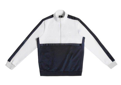 Dime Dime Track Jacket Gray/Navy