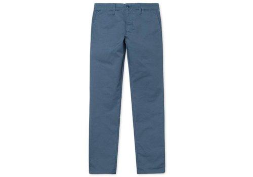 Carhartt WIP Carhartt Sid Pant Stone Blue Rinsed