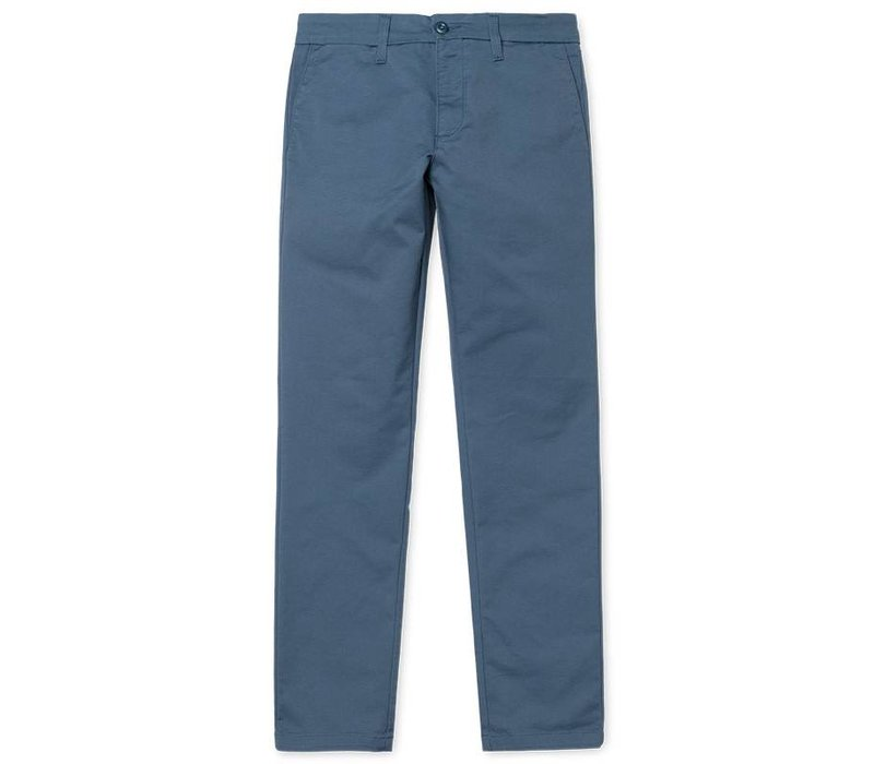 Carhartt Sid Pant Stone Blue Rinsed