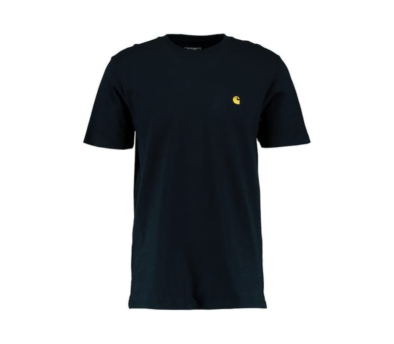 Carhartt Chase T-Shirt Stone Blue