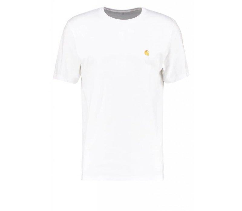 Carhartt Chase T-Shirt White