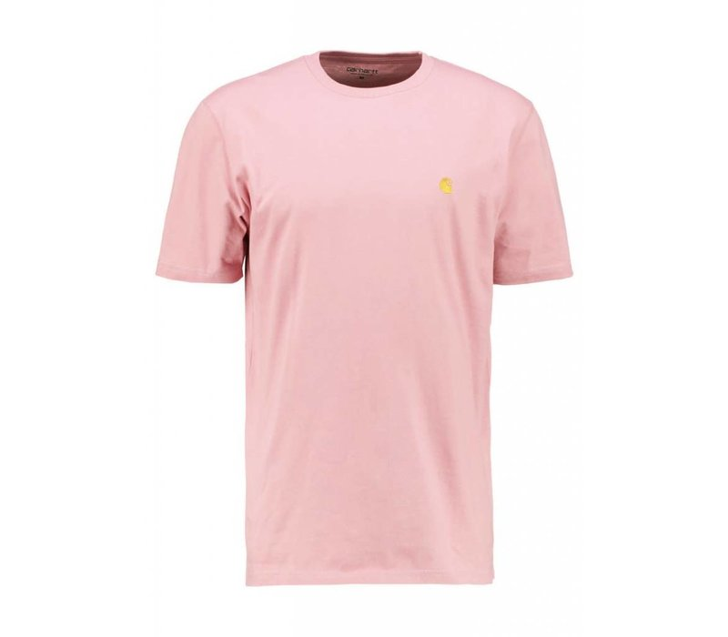 Carhartt Chase T-Shirt Soft Rose