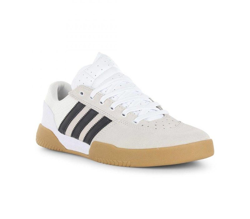 Adidas City Cup White/Core Black/Gum