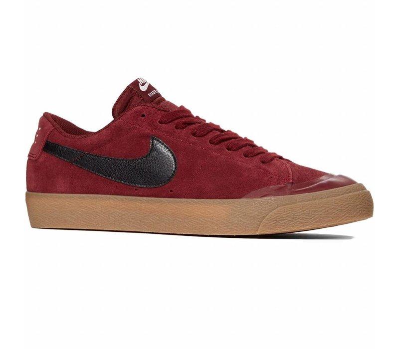 Nike SB Blazer Zoom Low Dark Team Red/Black