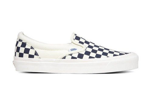 Vans Vans Slip-on Checkerboard White