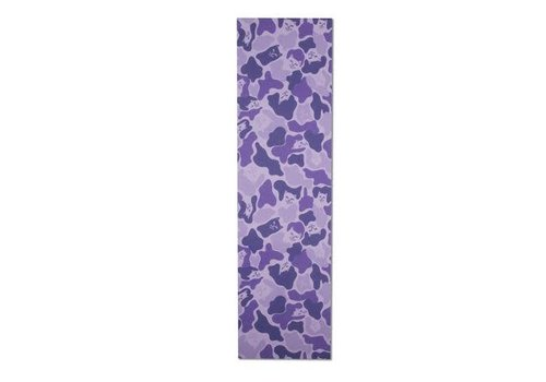 Ripndip RipNDip Invisible Griptape Purple Camo