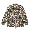 Ripndip RipNDip Praying Hands Twill Camo Jacket