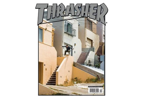 Thrasher Thrasher Magazine - February 2018 Issue 451