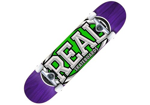 Real Real Dropouts Mini (Purple/Green) Complete 7.3