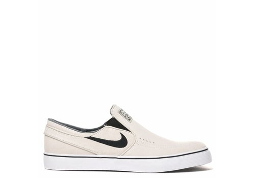 Nike SB Nike SB Janoski Slip On Light Bone/Black/White