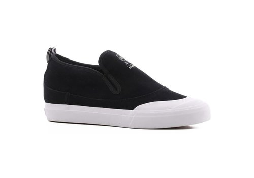 Adidas Adidas Matchcourt Mid Slip On Black/White