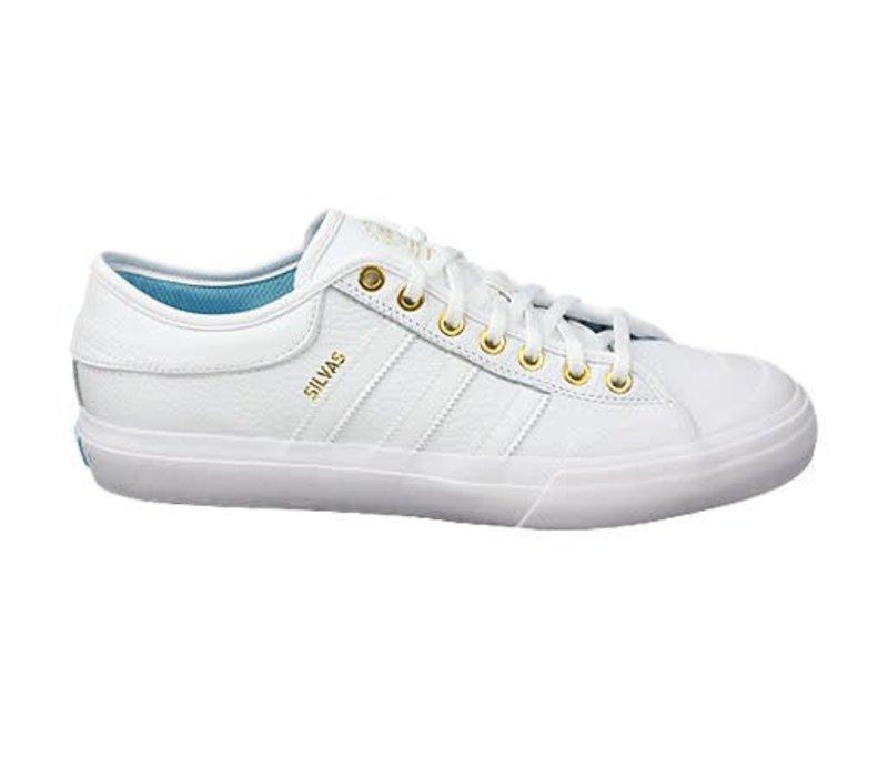 Adidas Matchcourt Silvas White