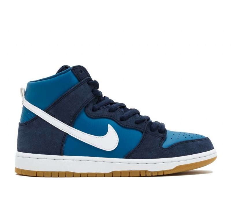 Nike SB Dunk High Pro Industrial Blue
