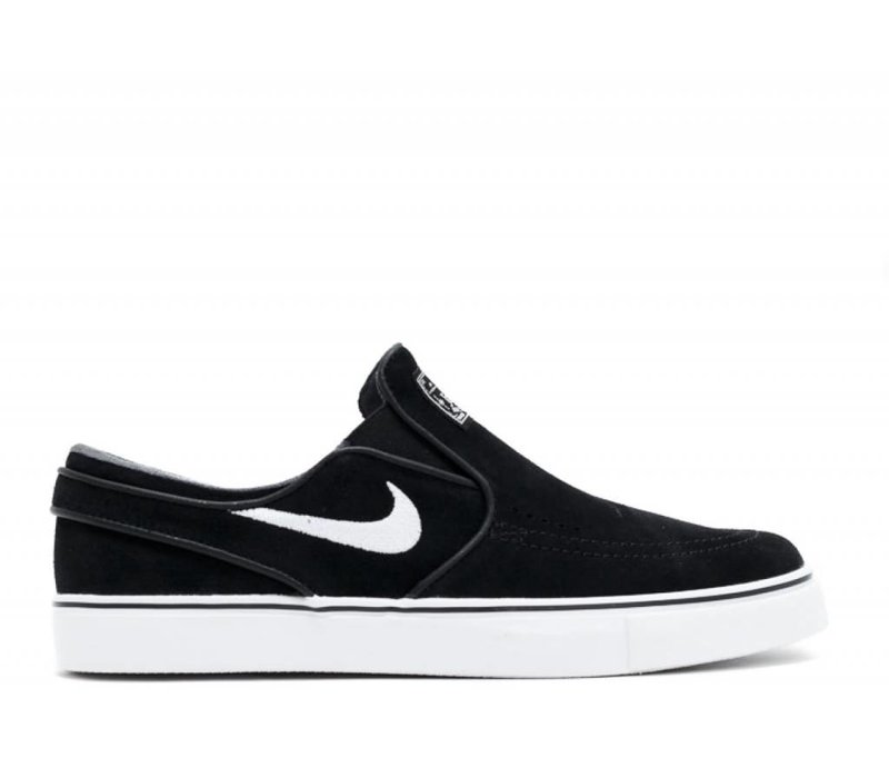 Nike SB Janoski Slip On Black/White
