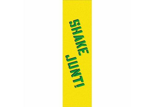 Shake Junt Shake Junt Yellow Green Griptape