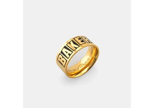 Baker Baker Brand Ring Gold