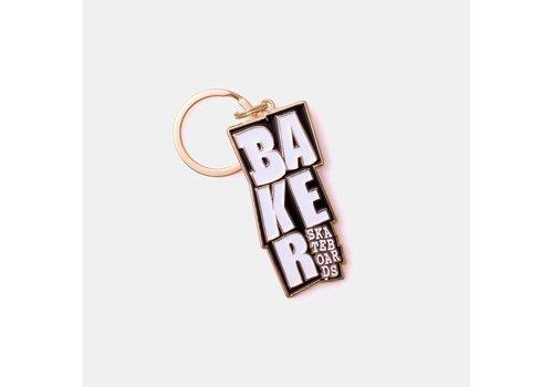 Baker Baker Stacked Keychain