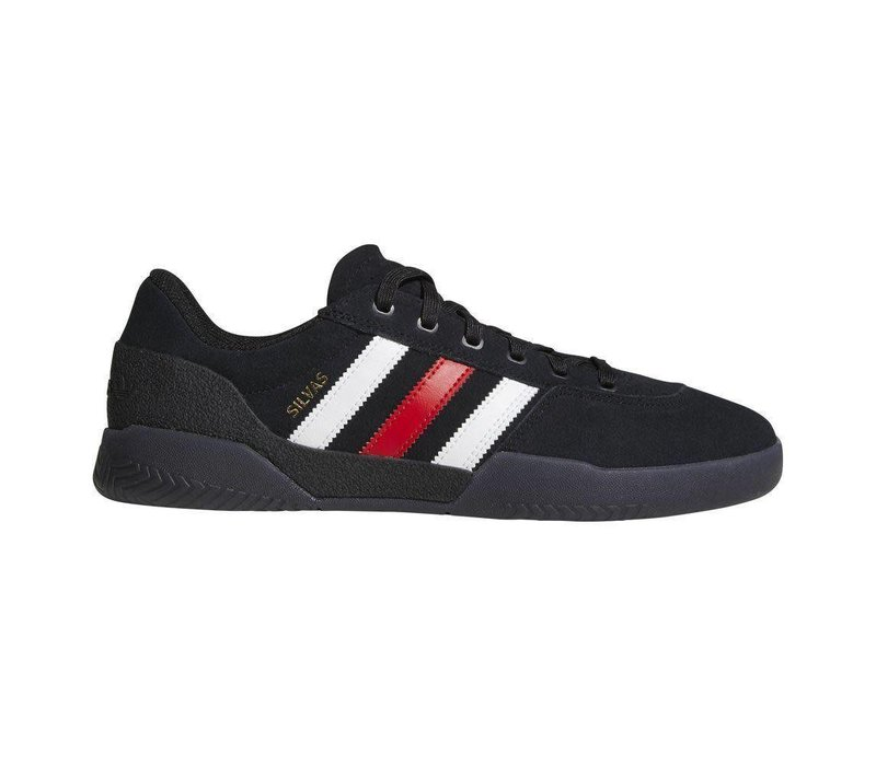 Adidas City Cup Black/Scarle/White