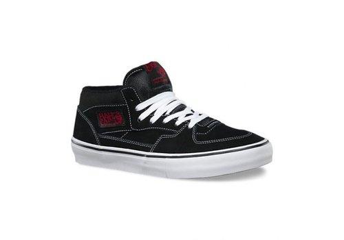 Vans Vans Half Cab Black/White/Red