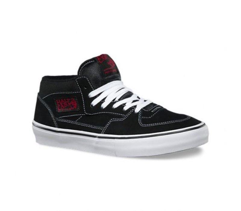 Vans Half Cab Black/White/Red