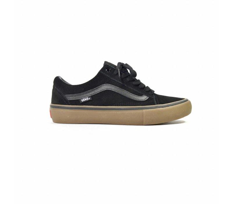 Vans Old Skool Pro Black/Gum