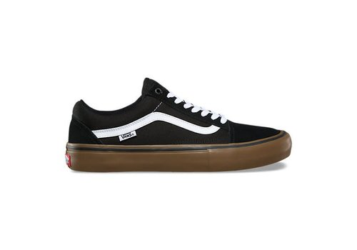Vans Vans Old Skool Pro Black/White/Medium Gum
