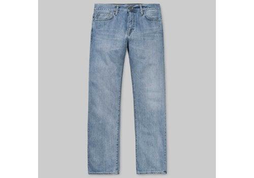 Carhartt WIP Carhartt Davies Pants Blue Denim