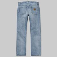 Carhartt Davies Pants Blue Denim