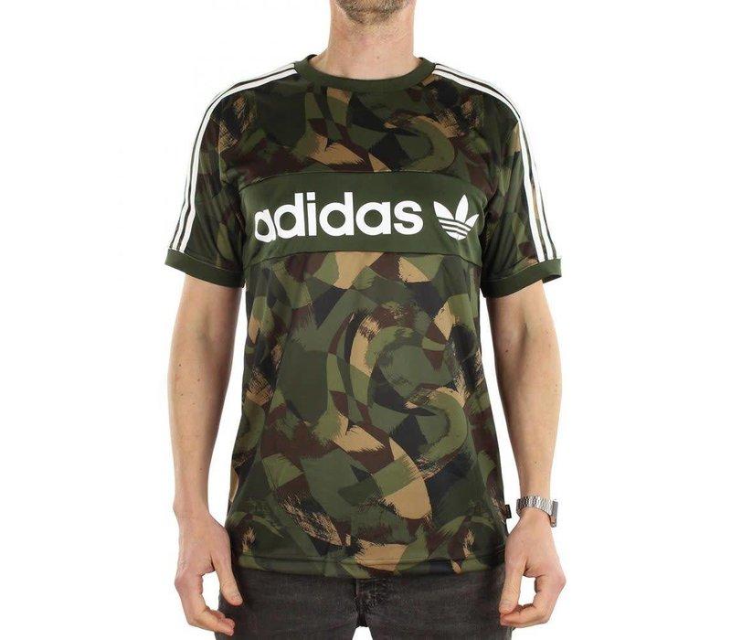 Adidas Camo Club Jersey